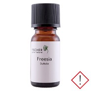 Freesia duftolie - 10 ml - Fischer Pure Nature