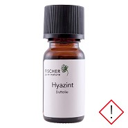 Hyazint duftolie - 10 ml - Fischer Pure Nature
