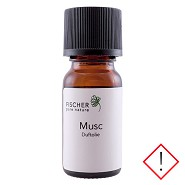 Musc duftolie - 10 ml - Fischer Pure Nature