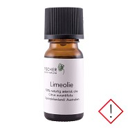 Limeolie æteisk - 10 ml - Fischer Pure Nature