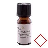 Patchouliolie æterisk - 10 ml - Fischer Pure Nature