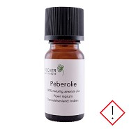 Peberolie æterisk - 10 ml - Fischer Pure Nature