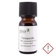 Timianolie æterisk - 10 ml - Fischer Pure Nature
