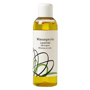 Massageolie Lavendel Økologisk - 100 ml - Fischer Pure Nature