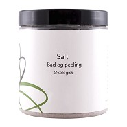 Salt til peeling og bad Økologisk - 250 ml - Fischer Pure Nature