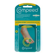 Compeed Ligtorn Moist - 6 stk. - Compeed