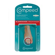 Compeed vabel plaster ml. tær 8 stk. - 1 pakke - Compeed