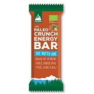 Proteinbar the nutty one Økologisk Paleo Chrunch - 47 gram - Kleen