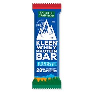 Whey Protein Bar Blueberry Pie - 60 gram - Kleen