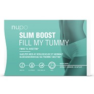 Slim Boost Fill My Tummy - 60 kapsler - Nupo