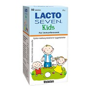 Lacto Seven Kids - 50 tabletter