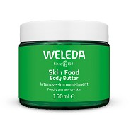 Body Butter Skin Food - 150 ml - Weleda