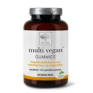 Multi Vegan gummies - 120 stk - New Nordic