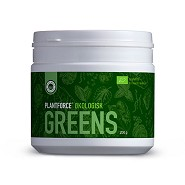 Økologisk Greens - 200 gram - Plantforce