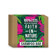 Shampoo bar Dragefrugt - 85 gram - Faith in Nature