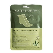 Foot Hemp Peeling Mask - 1 styk - Masque me up