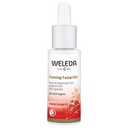 Firming Facial Oil Pomegranate - 30 ml - Weleda