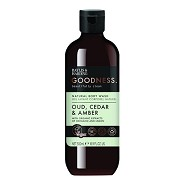 Body Wash oud cedar & amber - 500 ml - Baylis & Harding Goodness