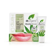 Lip serum Hemp - 10 ml - Dr organic Hemp oil