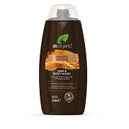 Mens hair & body wash Ginseng - 250 ml - Dr. Organic Ginseng