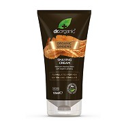 Mens shaving cream Ginseng - 125 ml - Dr. Organic Ginseng