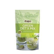 Green Det´X Mix Økologisk - 200 gram - Dragon Superfoods