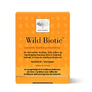 Wild Biotic - 120 kapsler - New Nordic