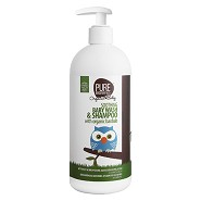 Soothing baby wash & shampoo - 500 ml - Pure Beginnings