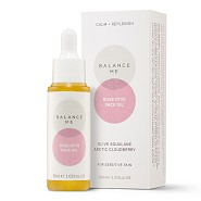 Rose Otto Face Oil - 30 ml - Balance Me