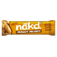 Bar penut delight - 35 gram - Näkd
