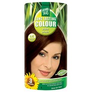 Henna Plus Long Lasting Colour Warm Brown 4.45 - 80 ml