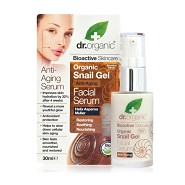 Facial Serum Snail Gel   - 30 ml - Dr.Organic