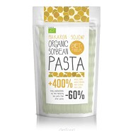 Soja fettuccine orange Økologisk - 200 gram - Diet Food