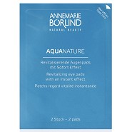 Eye pads revitalizing AquaNature - 6x2stk - Annemarie Börlind