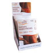 Natural Warm Patches 2 stk - 1 pakke - Bodytox