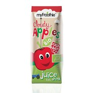 MyFroothie apple, raspberry Økologisk 3-pak - 3 * 200 ml