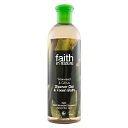 Shower gel alge ekstrakt - 400 ml - Faith in nature