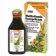 Multivitamin energeticum  - 250 ml - Salus