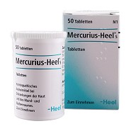Mercurius-Heel - 50 tabletter - Heel