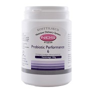 Probiotic Performance 6 - 100 gr - NDS