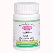 Mag+ - magnesium tablet - 90 tab - NDS