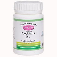 Zn+ - Zinc tablet - 90 tab - NDS