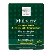 MulBerry - 60 tabletter - New Nordic