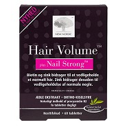 Hair Volume + Nails strong - 60 tabletter - New Nordic