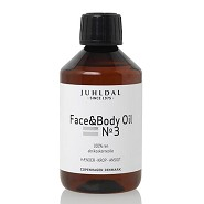 Face & Body Oil - 250 ml - Juhldal