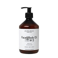 Face & Body Oil - 500 ml - Juhldal
